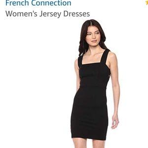 Candice Jersey Strappy back dress